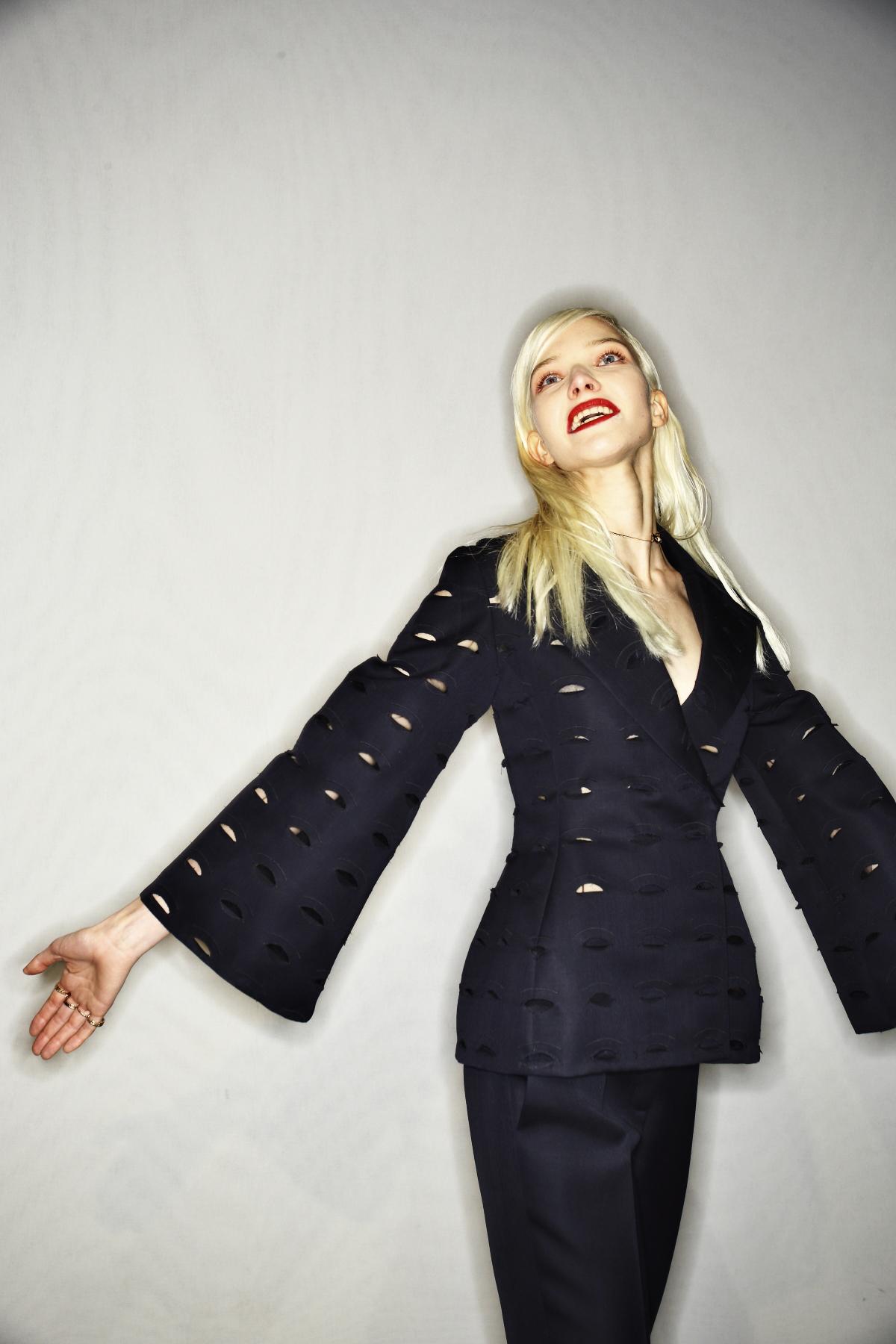 Dior Haute Couture Fashion Show Paris Backstage