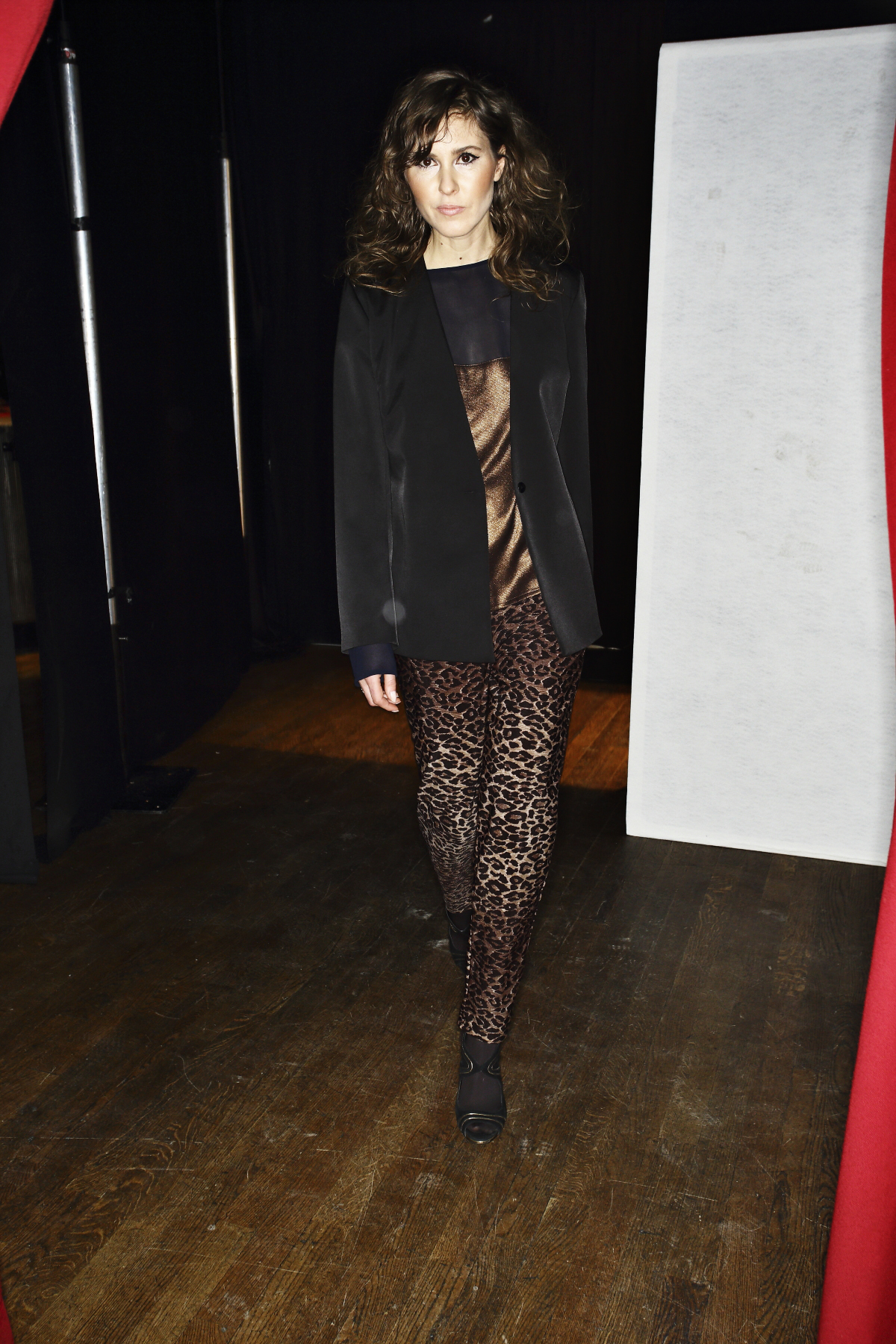 Diana Orving AW14-15 Fashion Show Berns Stockholm Backstage