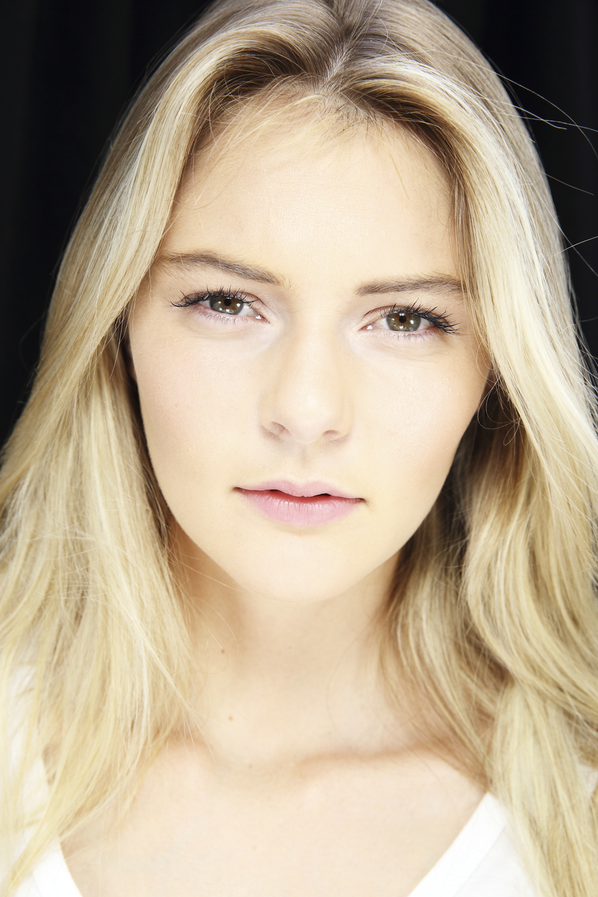 Abbie Weir IMG Worldwide Models