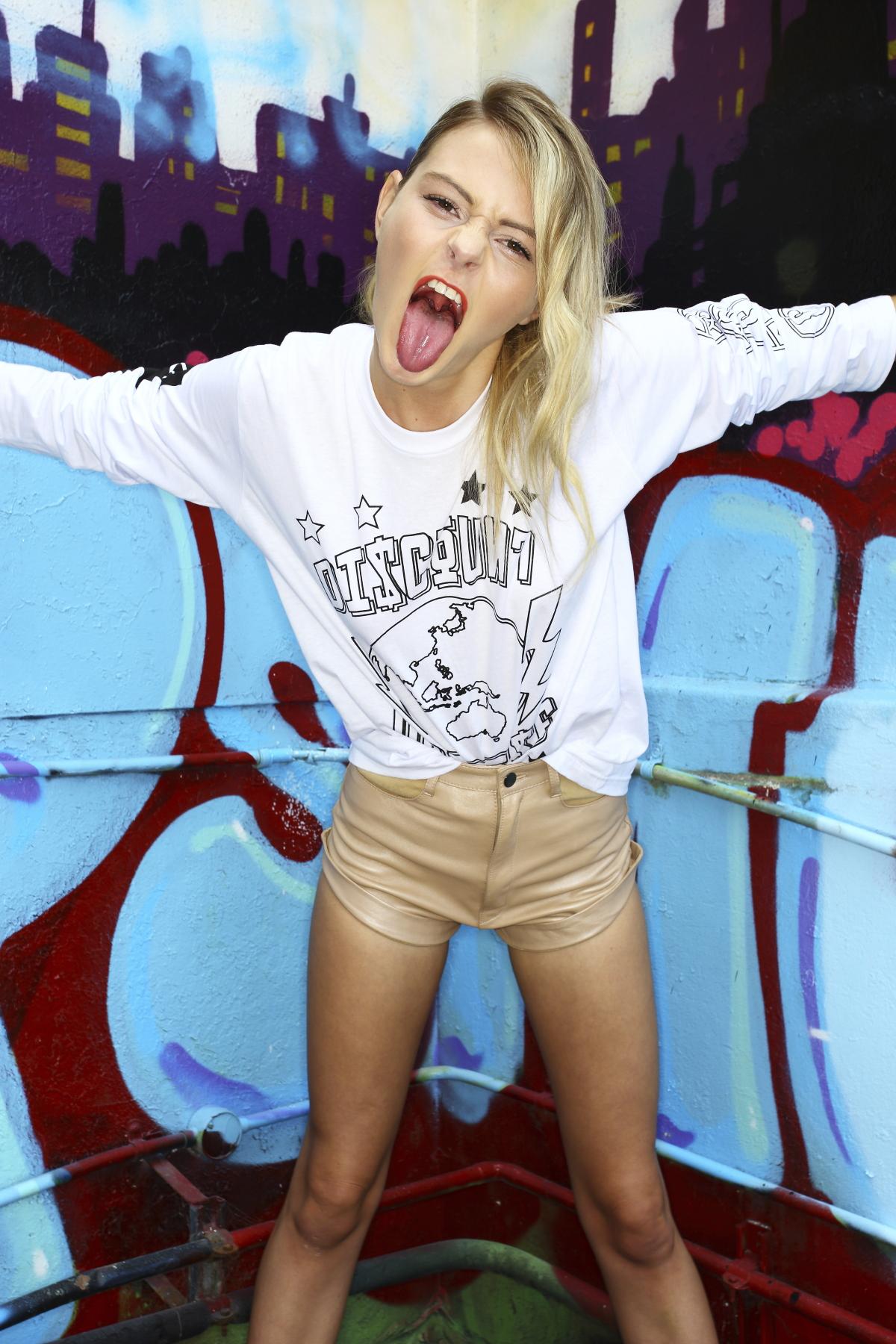 Sonny Vandevelde Abbie Weir Img Worldwide Models