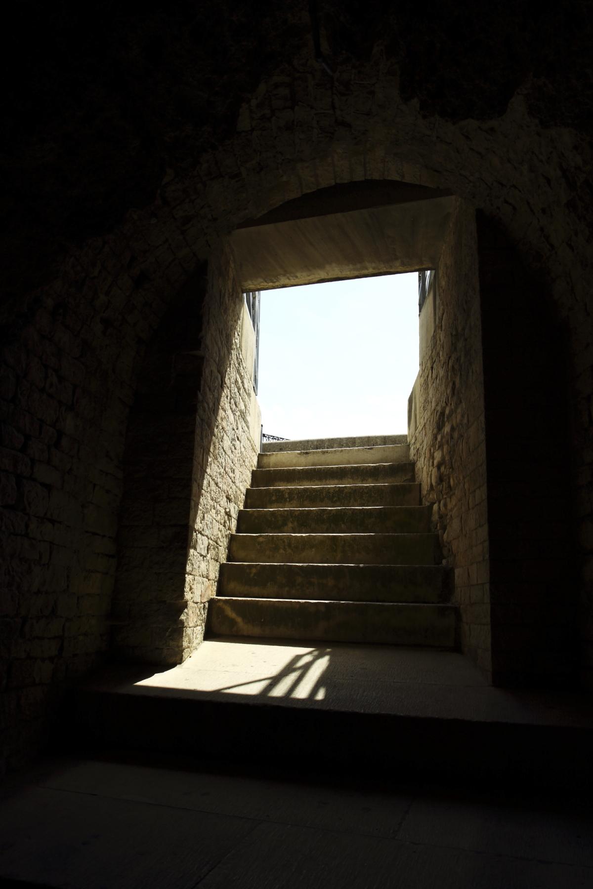 Nimes Roman ruins, sud du france
