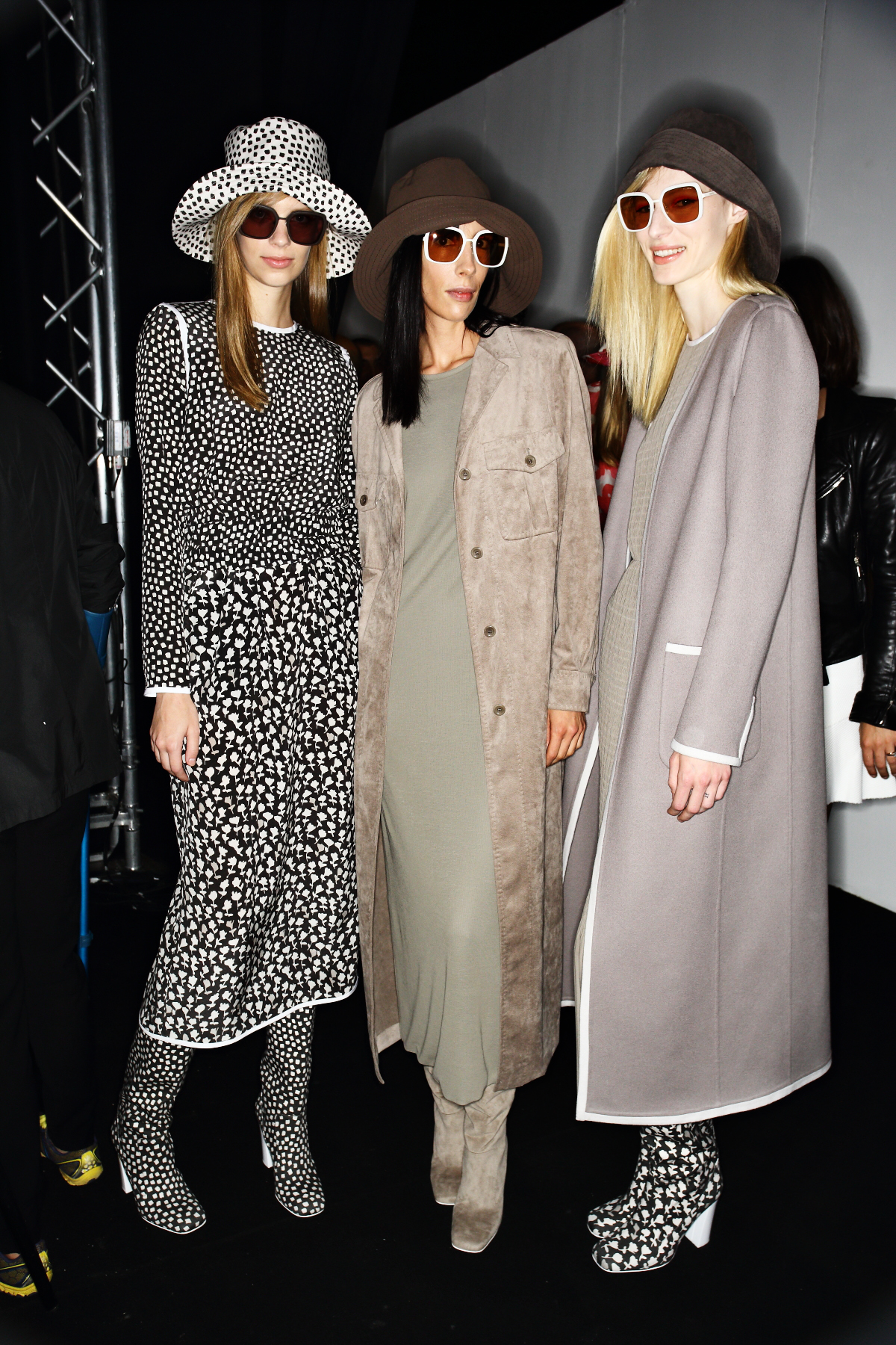 Max Mara SS15 Fashion Show Milan Backstage