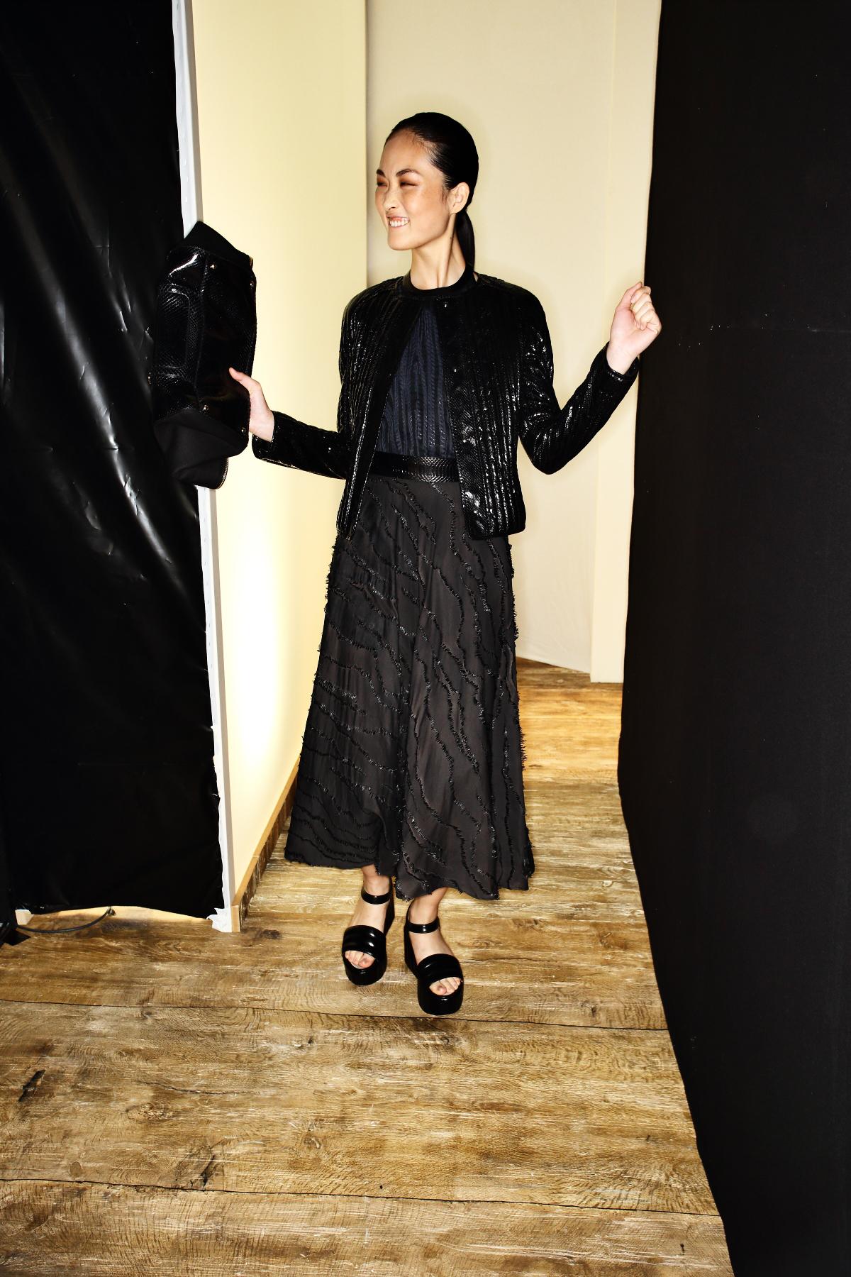 Salvatore Ferragamo: the SS15 Fashion Show at Milan Fashion Week