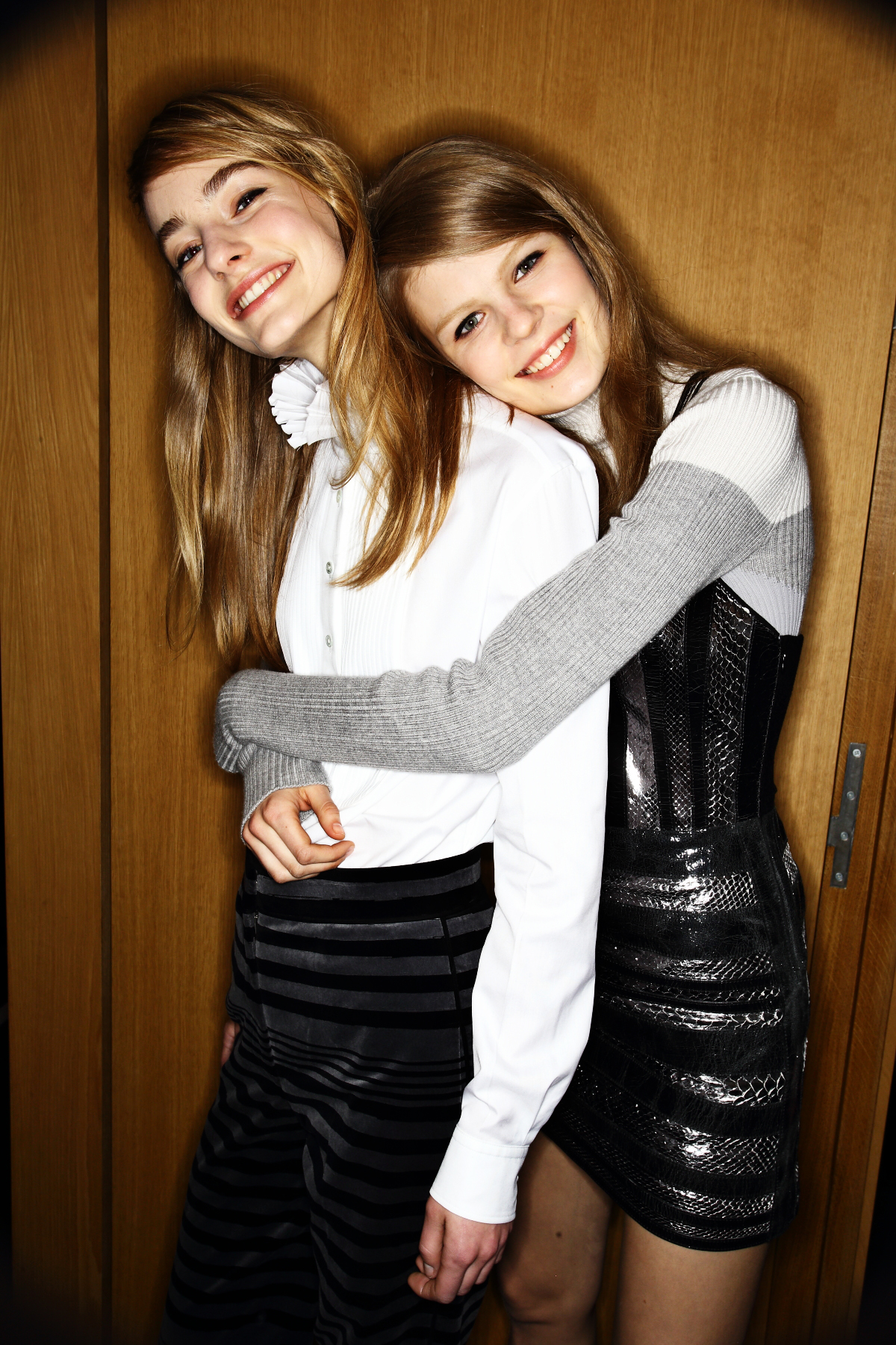 Sonia Rykiel AW1516 Fashion Show Paris Backstage