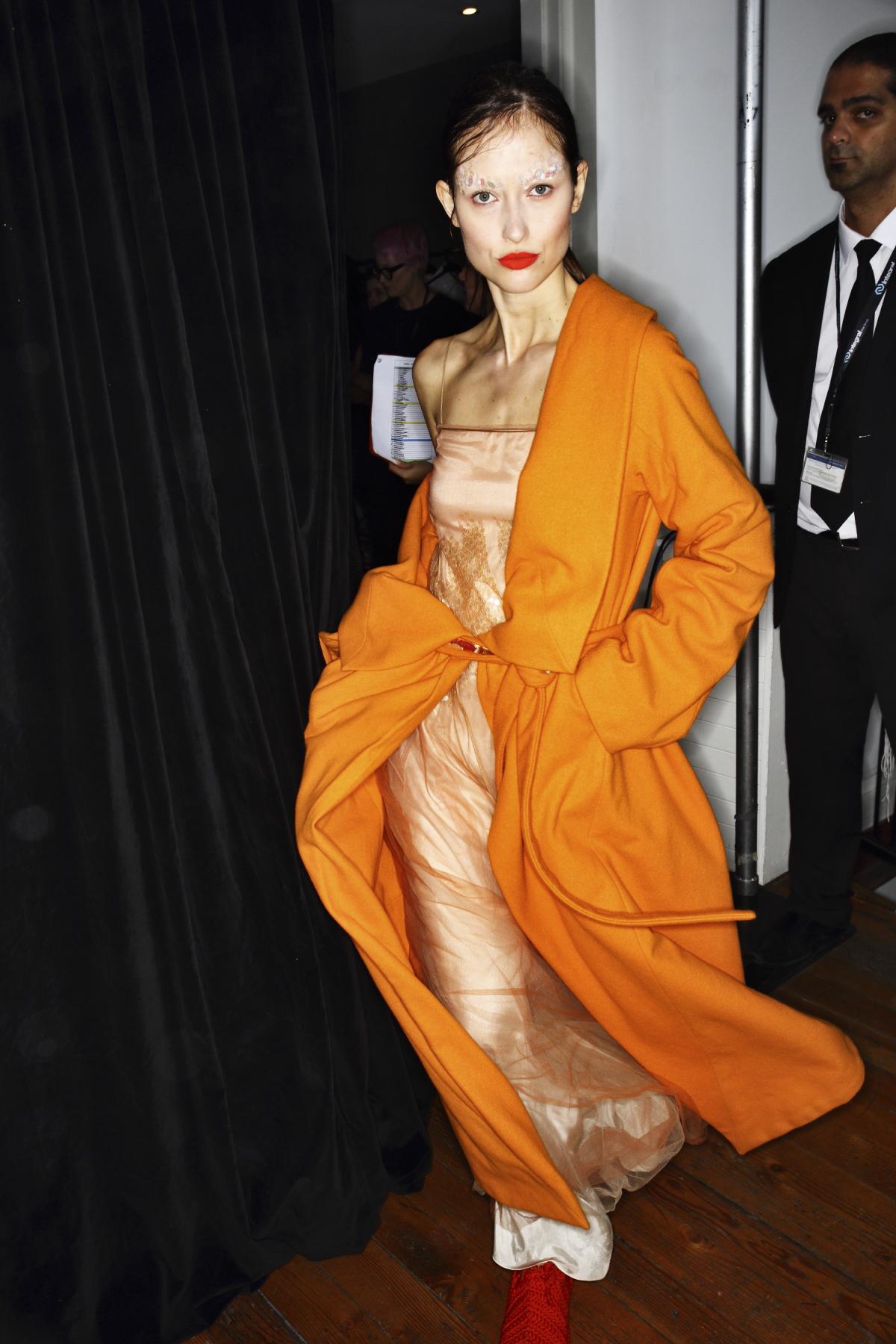 Akira SS1516 Fashion Show Sydney Backstage