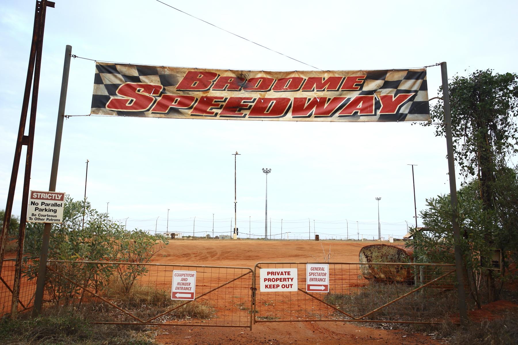 Broome Speedway