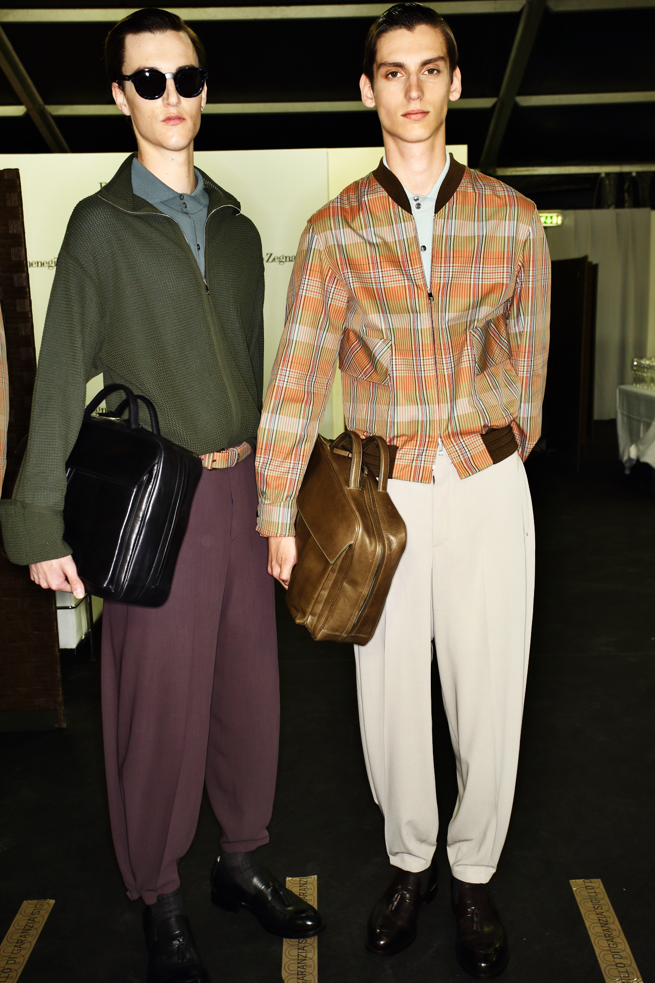 Z Zegna Fashion Show