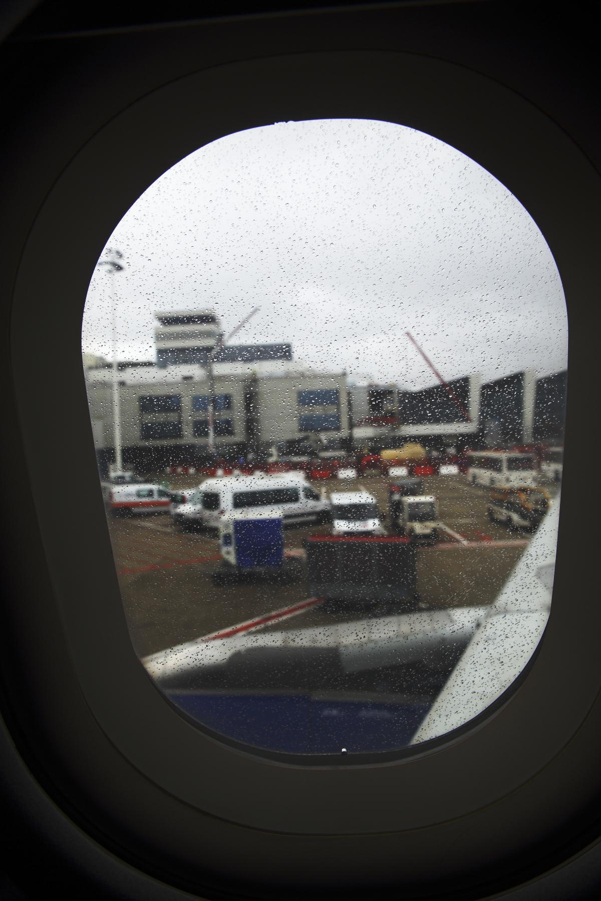 Brussels > London BA 393