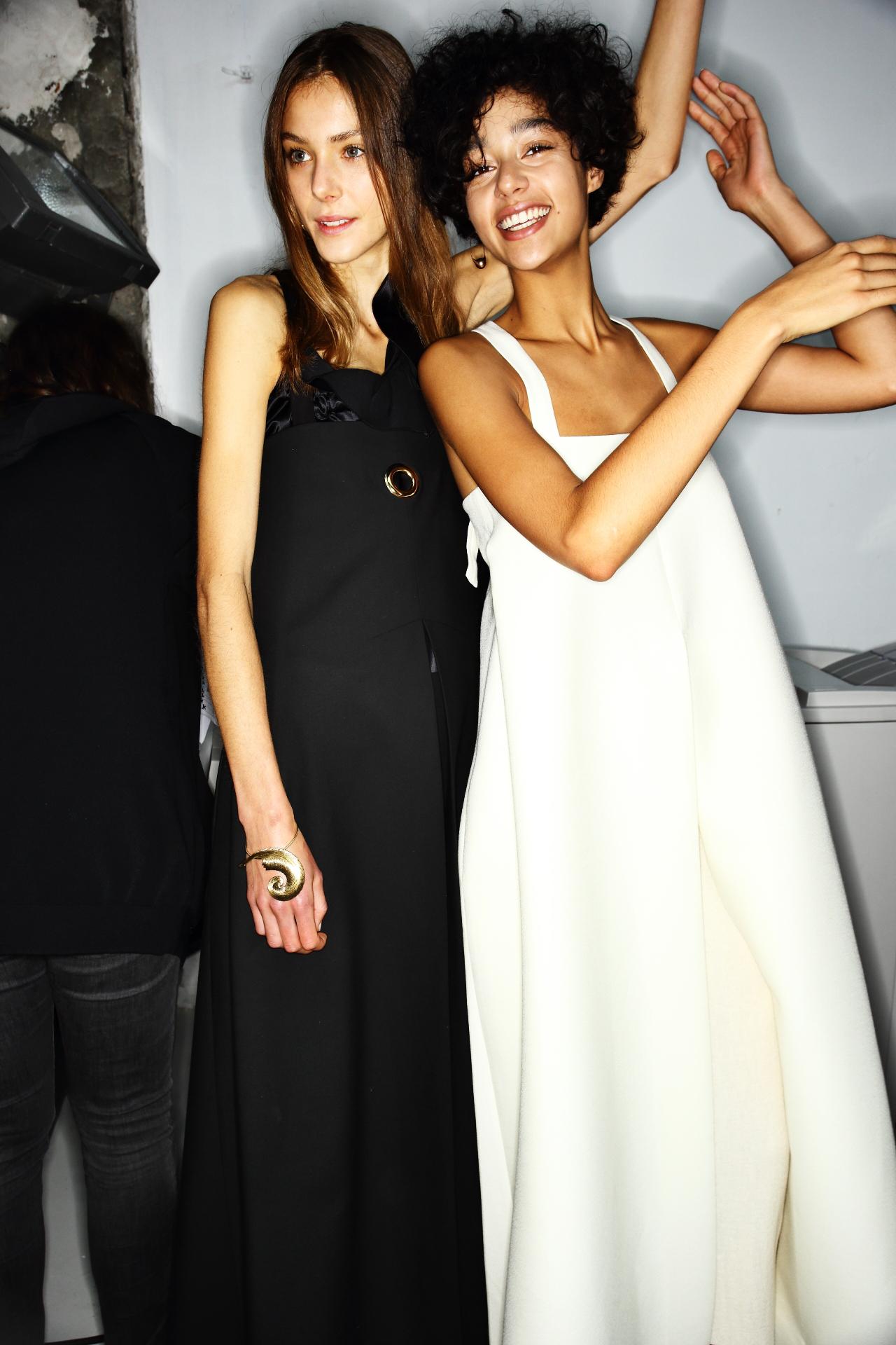 Ellery SS16 Fashion Show Paris