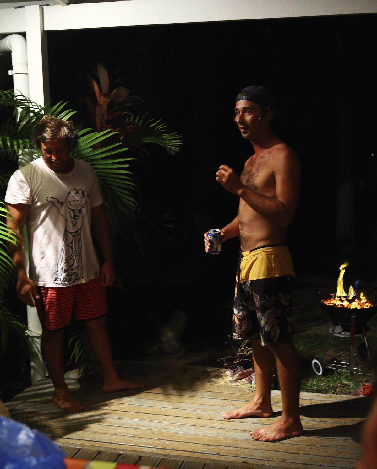 BBQ Tahitian Style