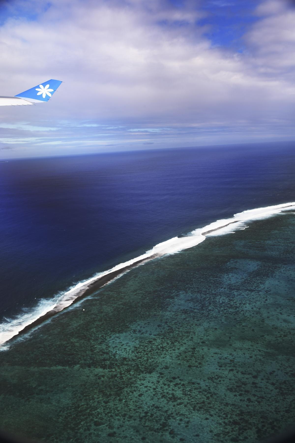 Papeete Tahiti > Auckland > Sydney