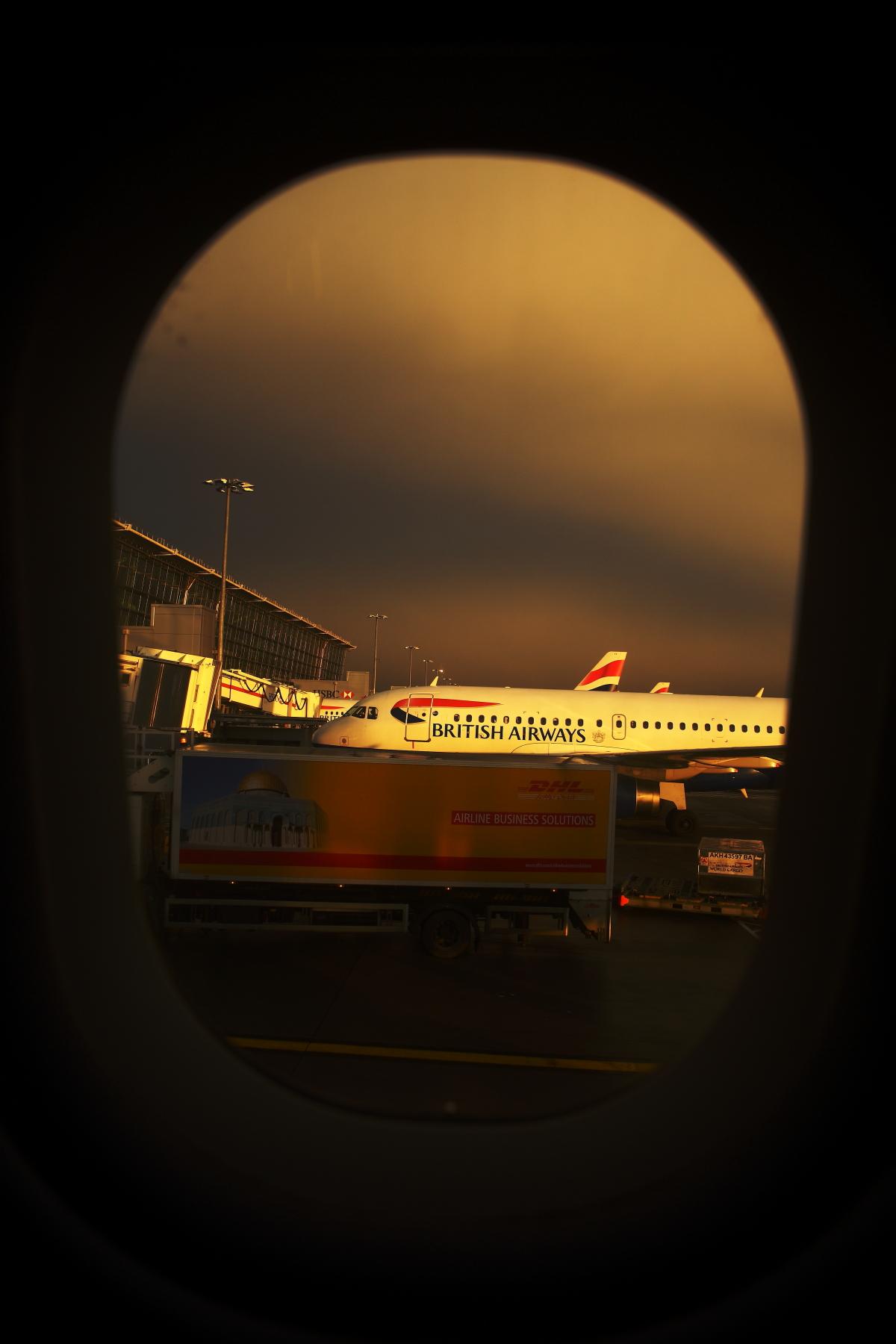 London > Brussels BA392