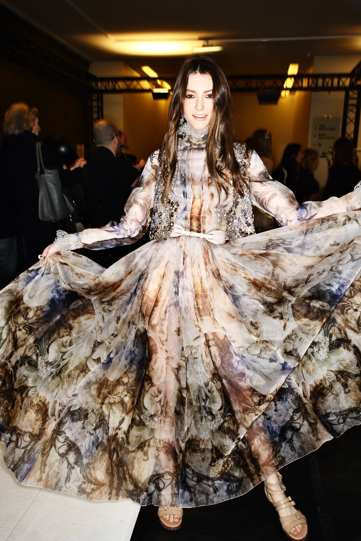 Sonny vandevelde elie saab spring 16 haute couture for Haute couture fashion