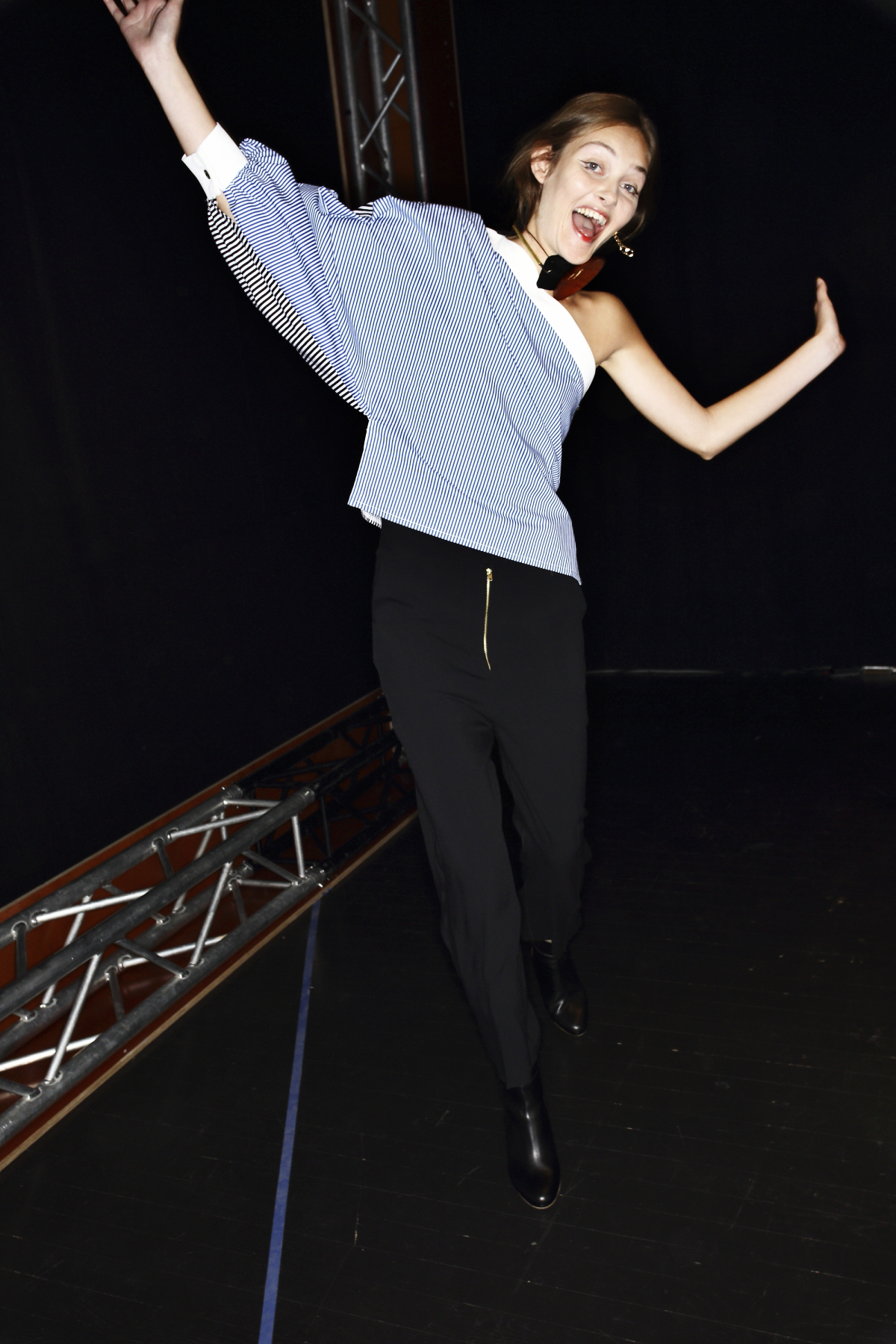 Altewaisaome AW1617 Stockholm Fashion Show Backstage