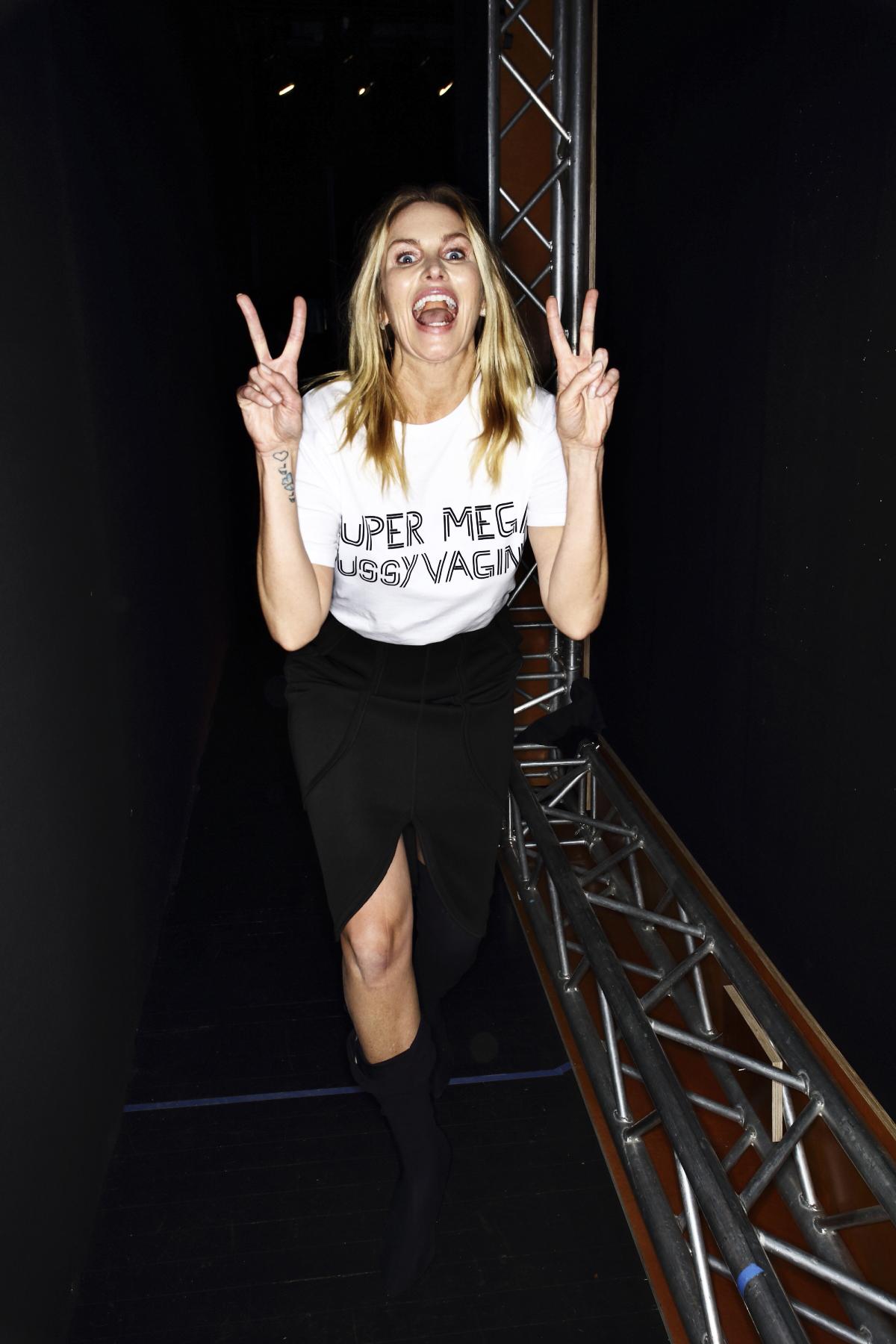 Ida Klamborn AW1617 Fashion Show Stockholm Backstage