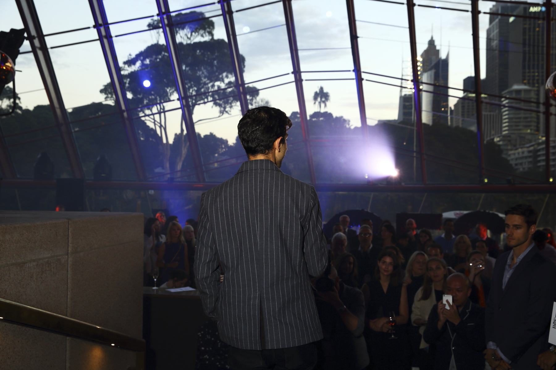 BoF's Voices Soirée at the Opera House