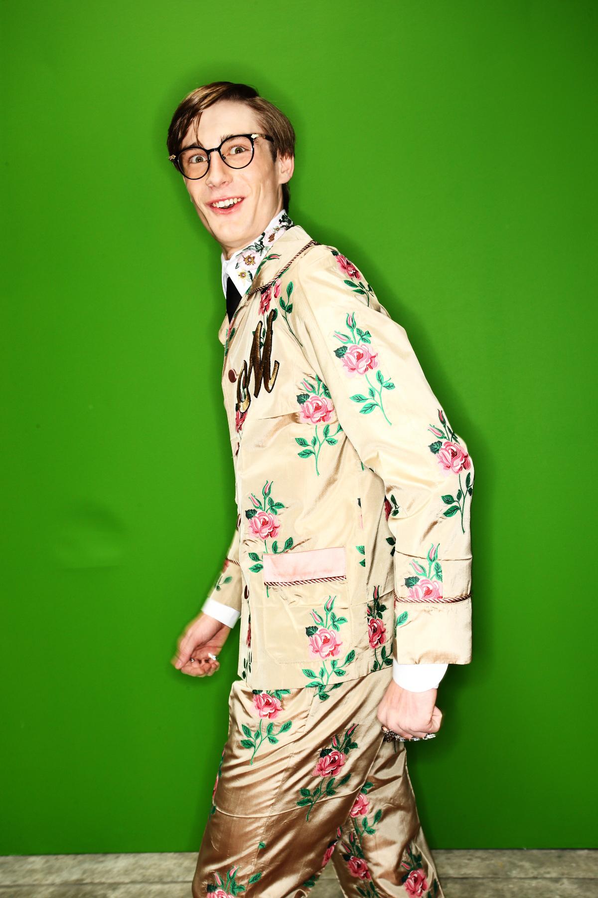 Gucci SS17 Men Fashion Show Milan Backstage