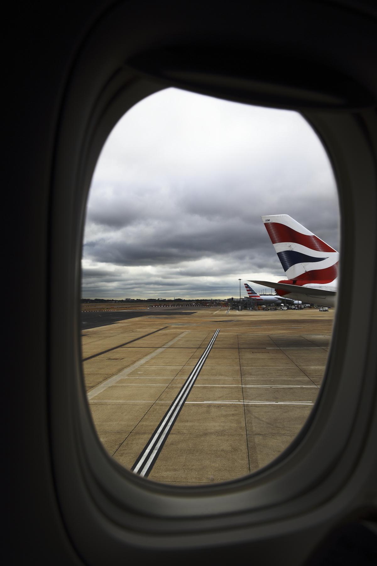 Brussels > London BA389
