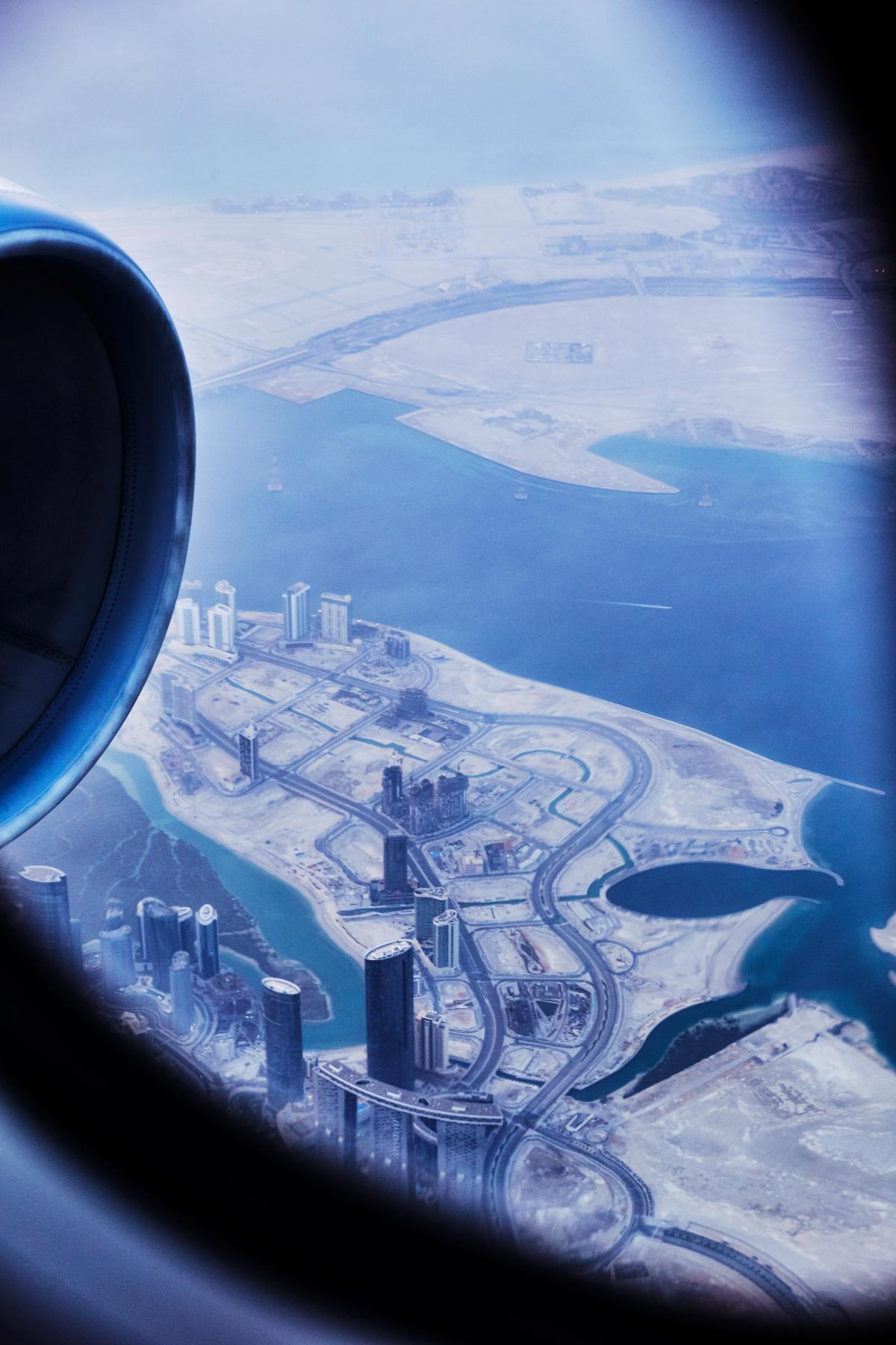Brussels > Abu Dhabi EY58