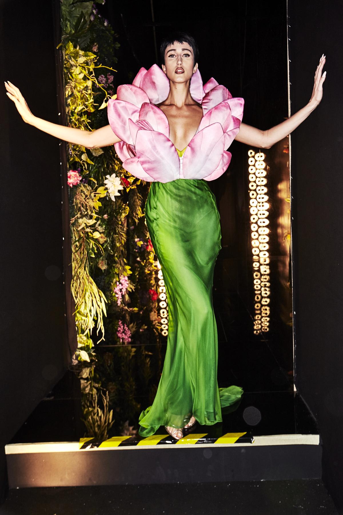 Moschino SS18 Fashion Show Milan Backstage