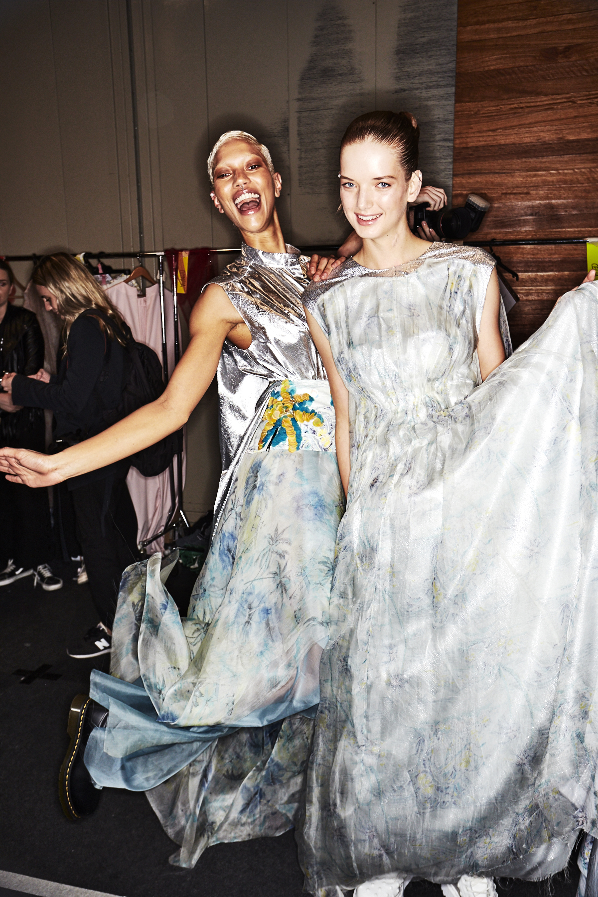 Akira Resort 19 Fashion Show Sydney Backstage