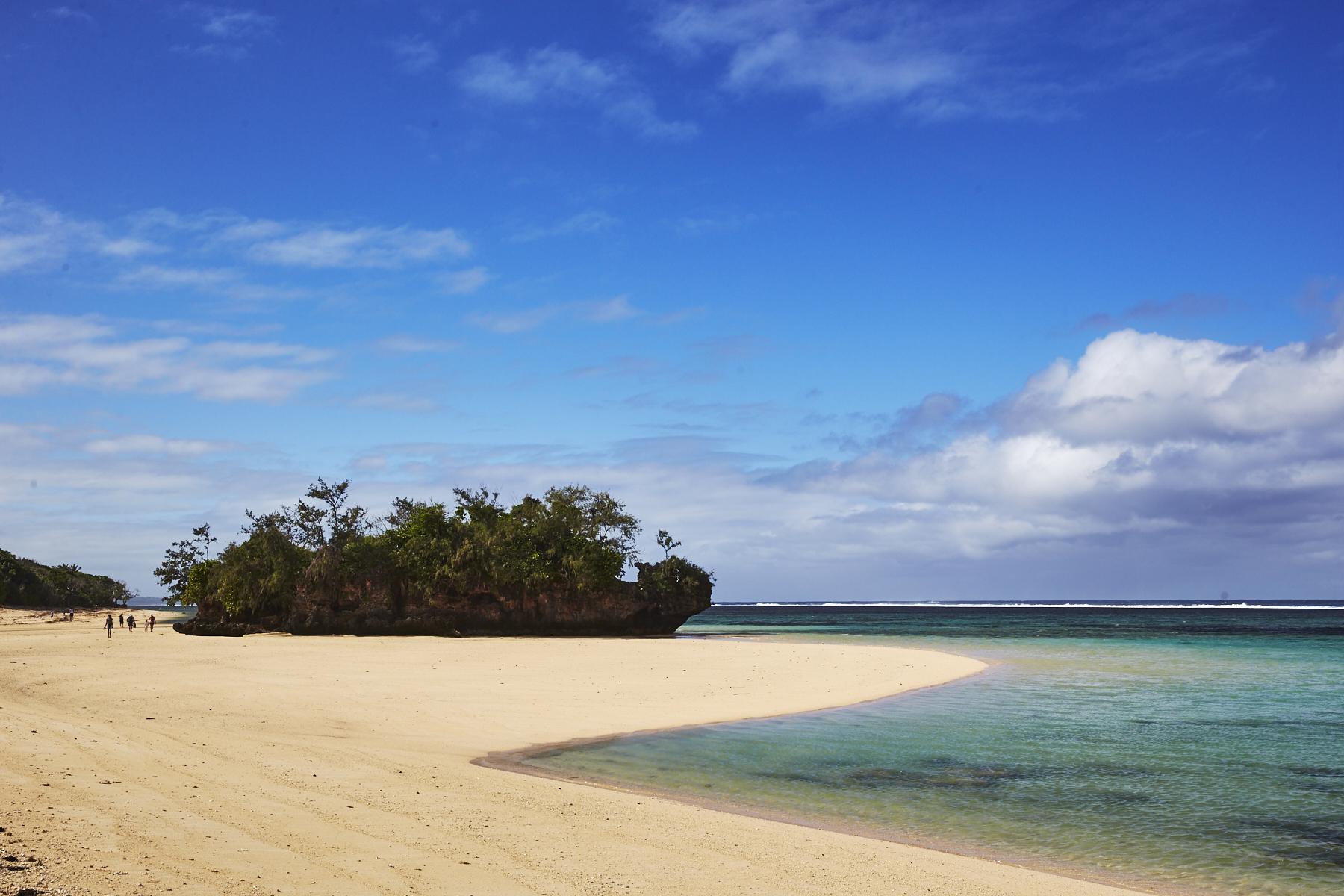 Ecotrax Cuvu, Fiji