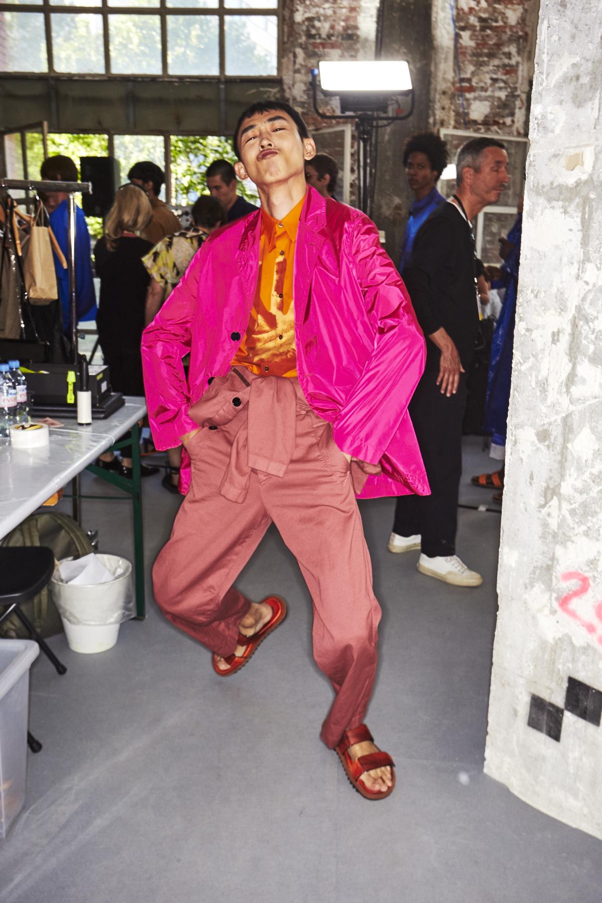 Sonny Vandevelde - Dries Van Noten SS19 Men Fashion Show ... - photo #23