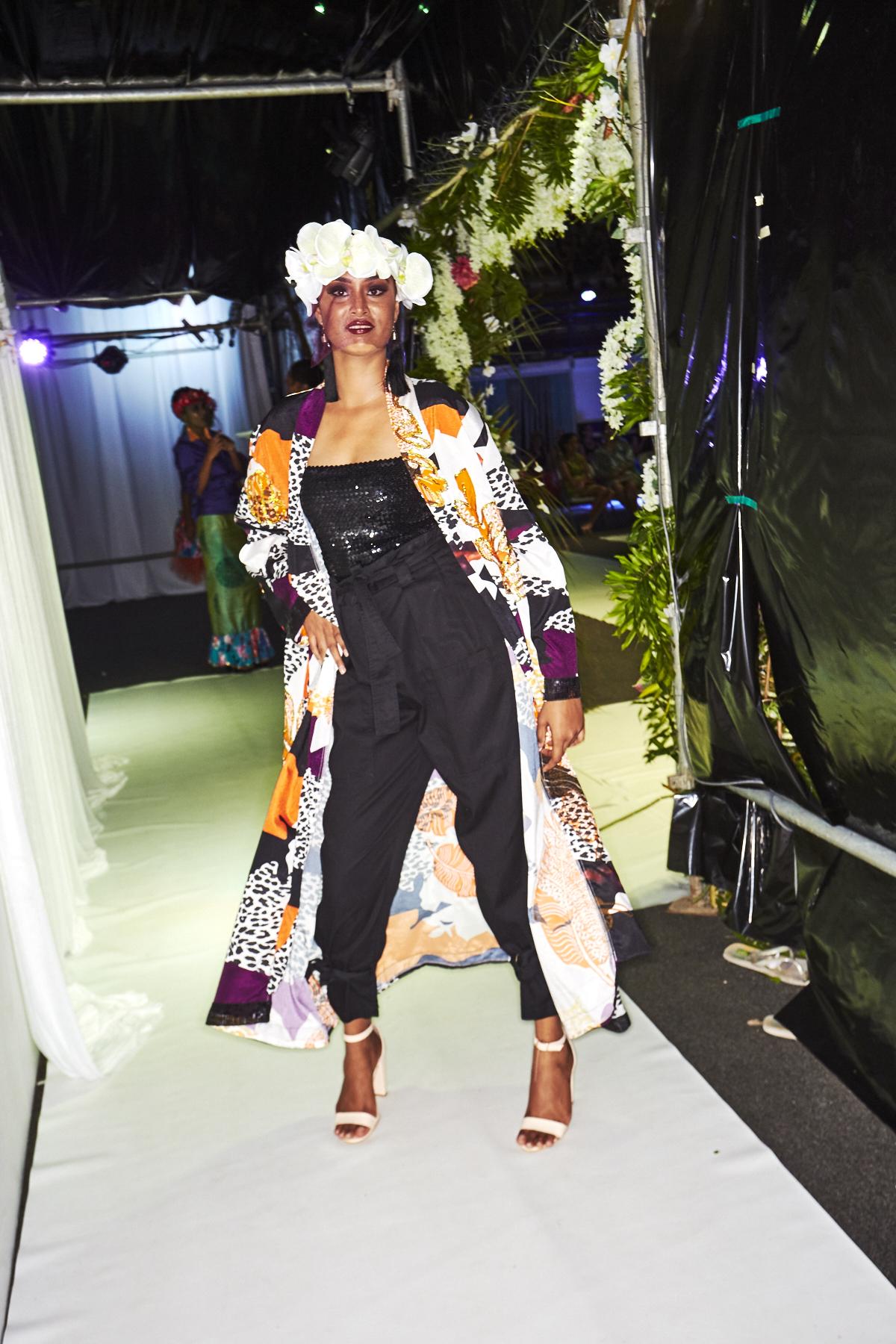 Sonny Vandevelde The Haus Of Koila By Adi Koila Ganilau Lee Resort Luxe 2018 Fashion Show Suva