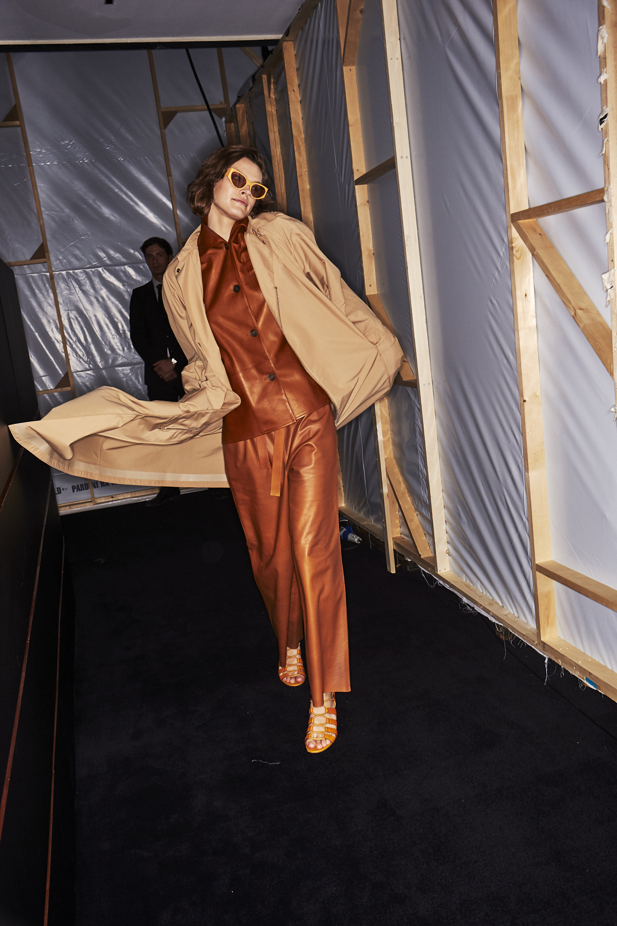 Salvatore Ferragamo SS19 Fashion Show Milan Backstage