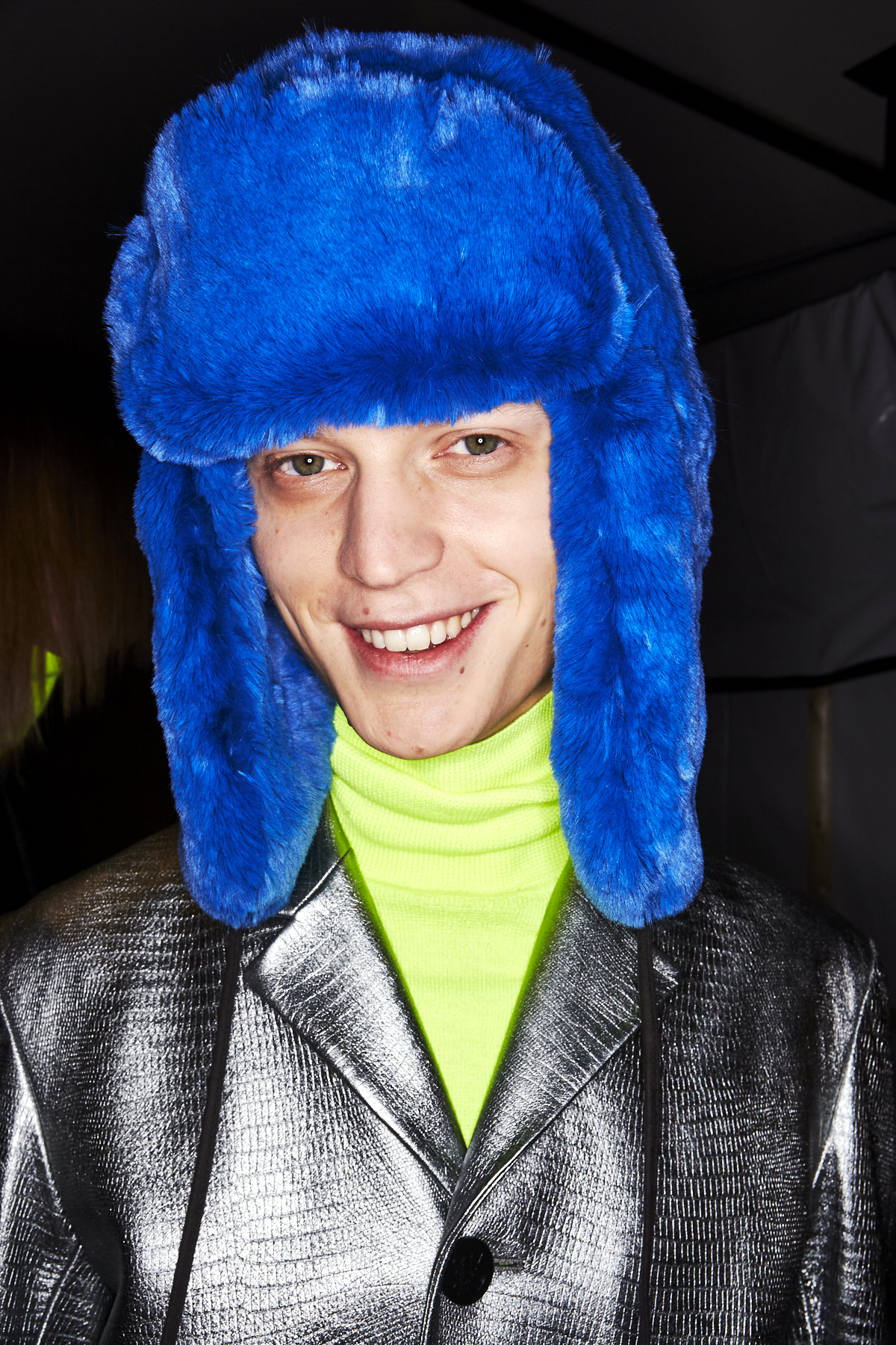 Paul Smith AW19 Men & Woman Fashion Show Paris Backstage