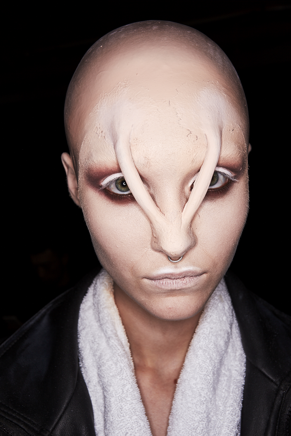 Rick Owens AW1920 Fashion Show Paris Backstage