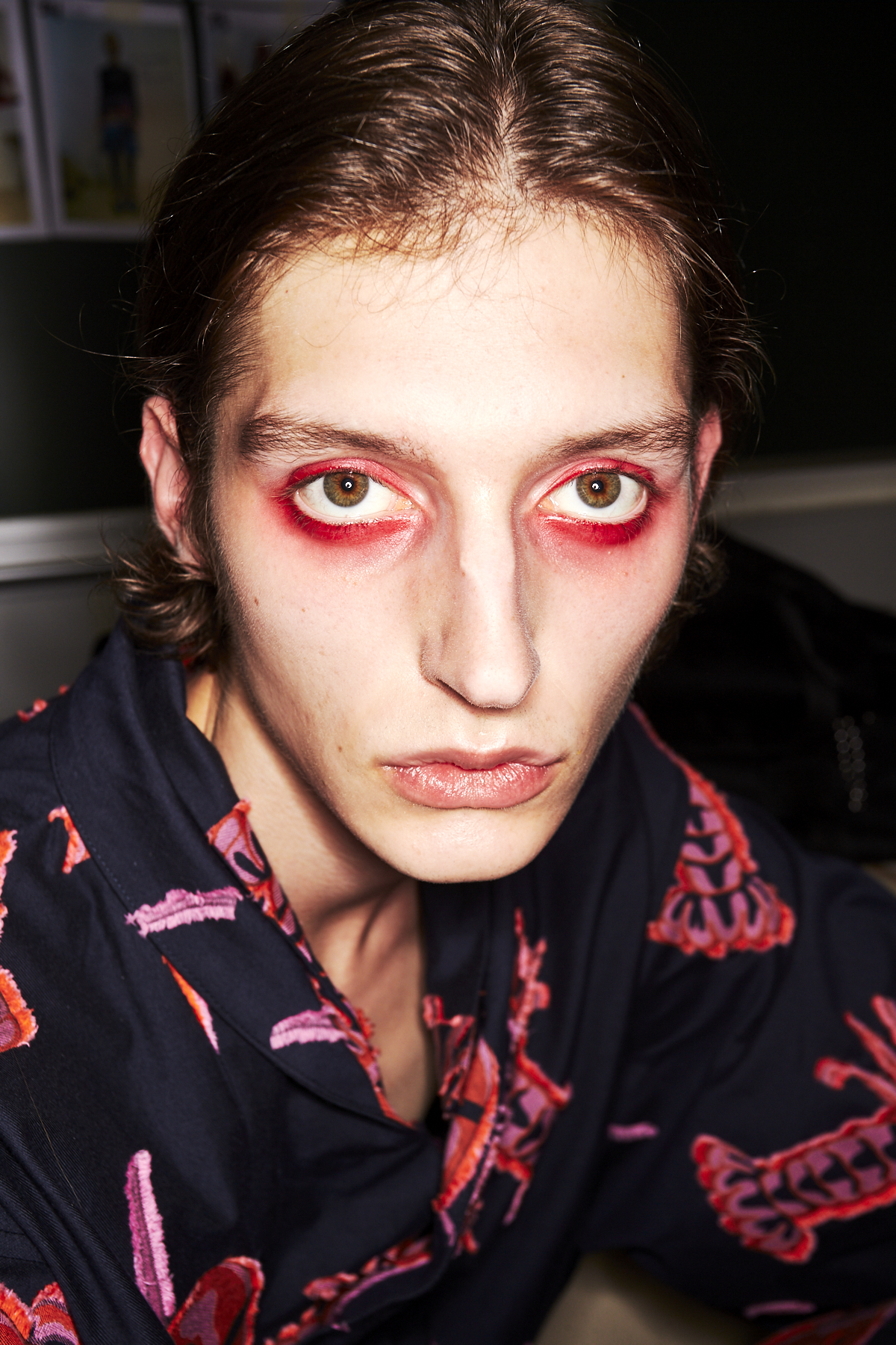 Henrik Vibskov SS20 Men Fashion Show Paris Backstage