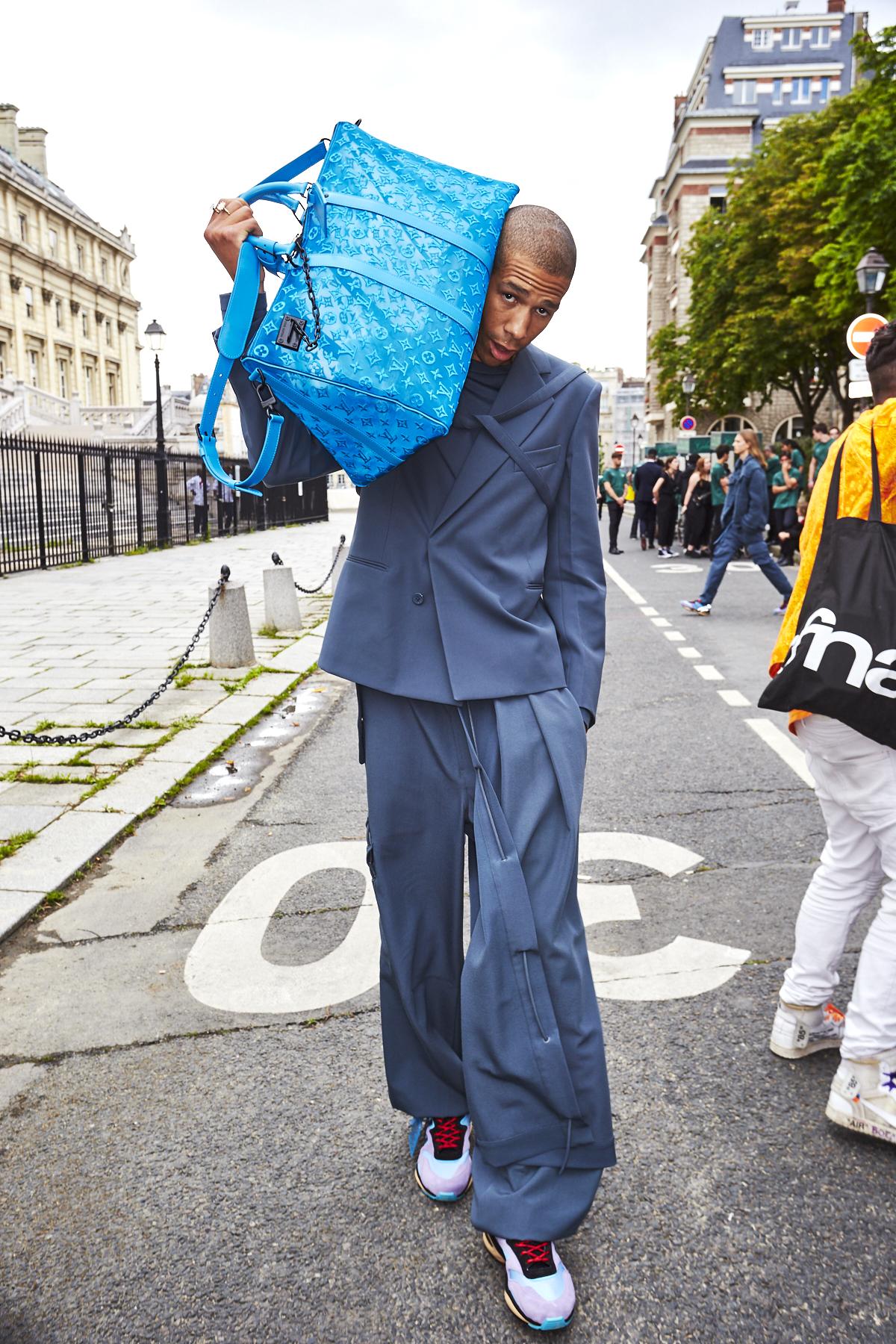 Louis Vuitton SS20 Men Fashion Show Paris Backstage
