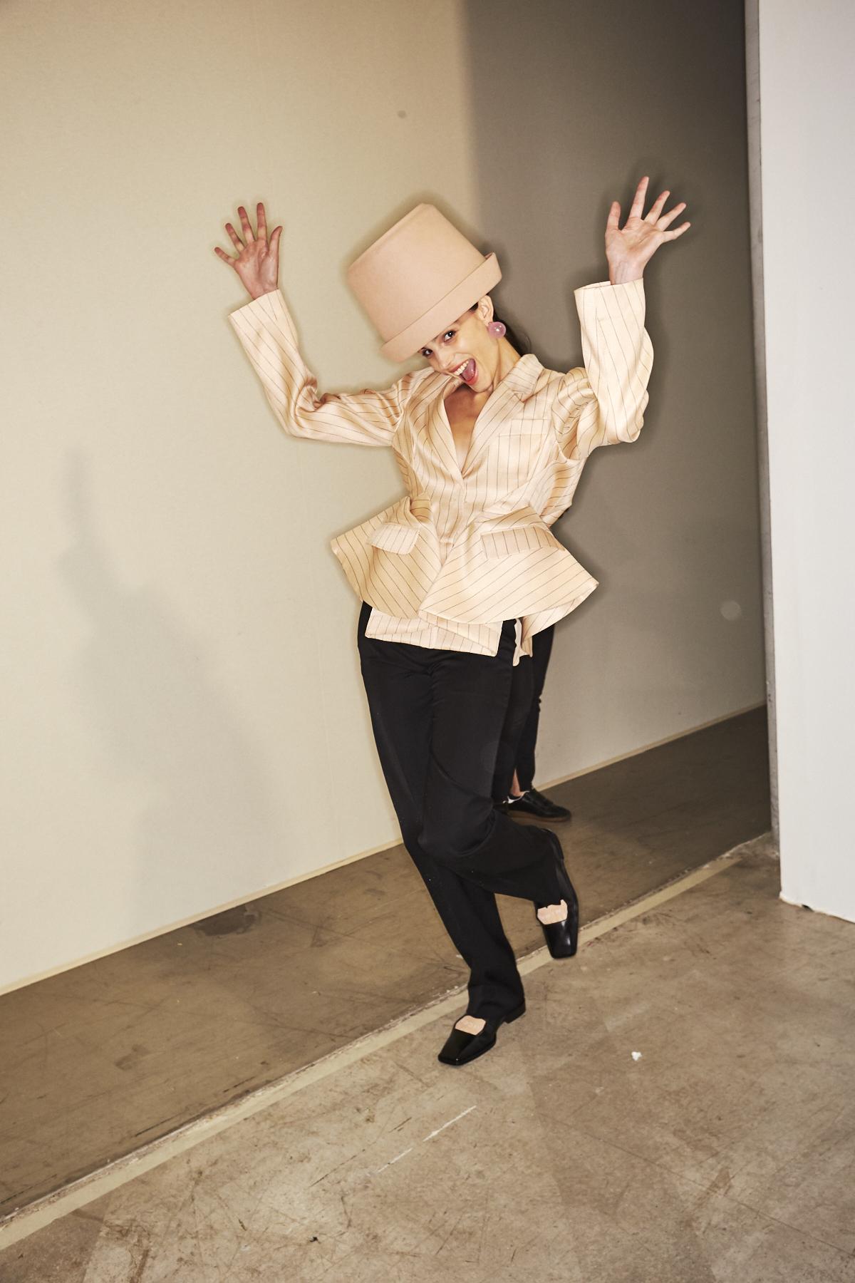 Nina Ricci SS20 Fashion Paris Backstage