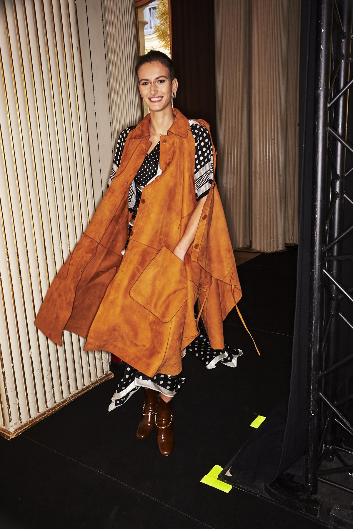 Altuzarra SS20 Fashion Show Paris Backstage