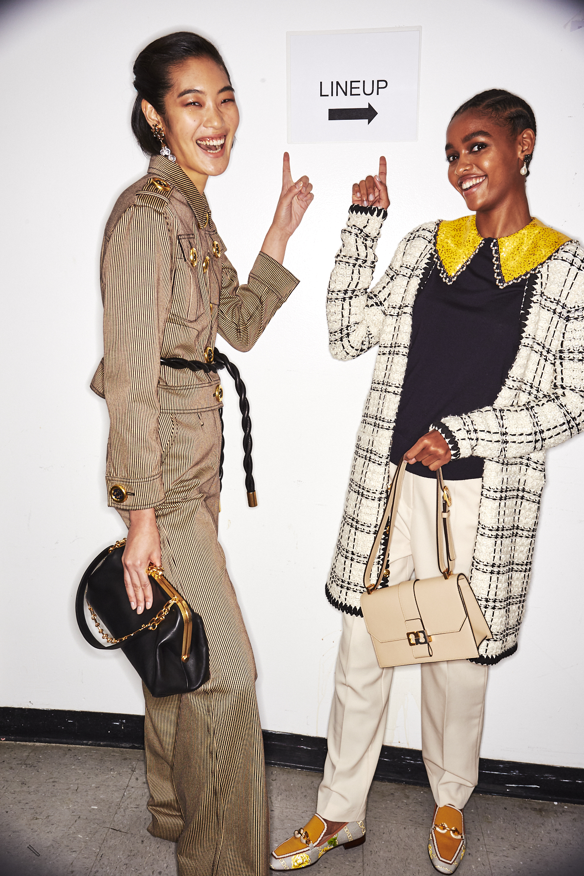 Tory Burch SS20 Fashion Show New York Backstage
