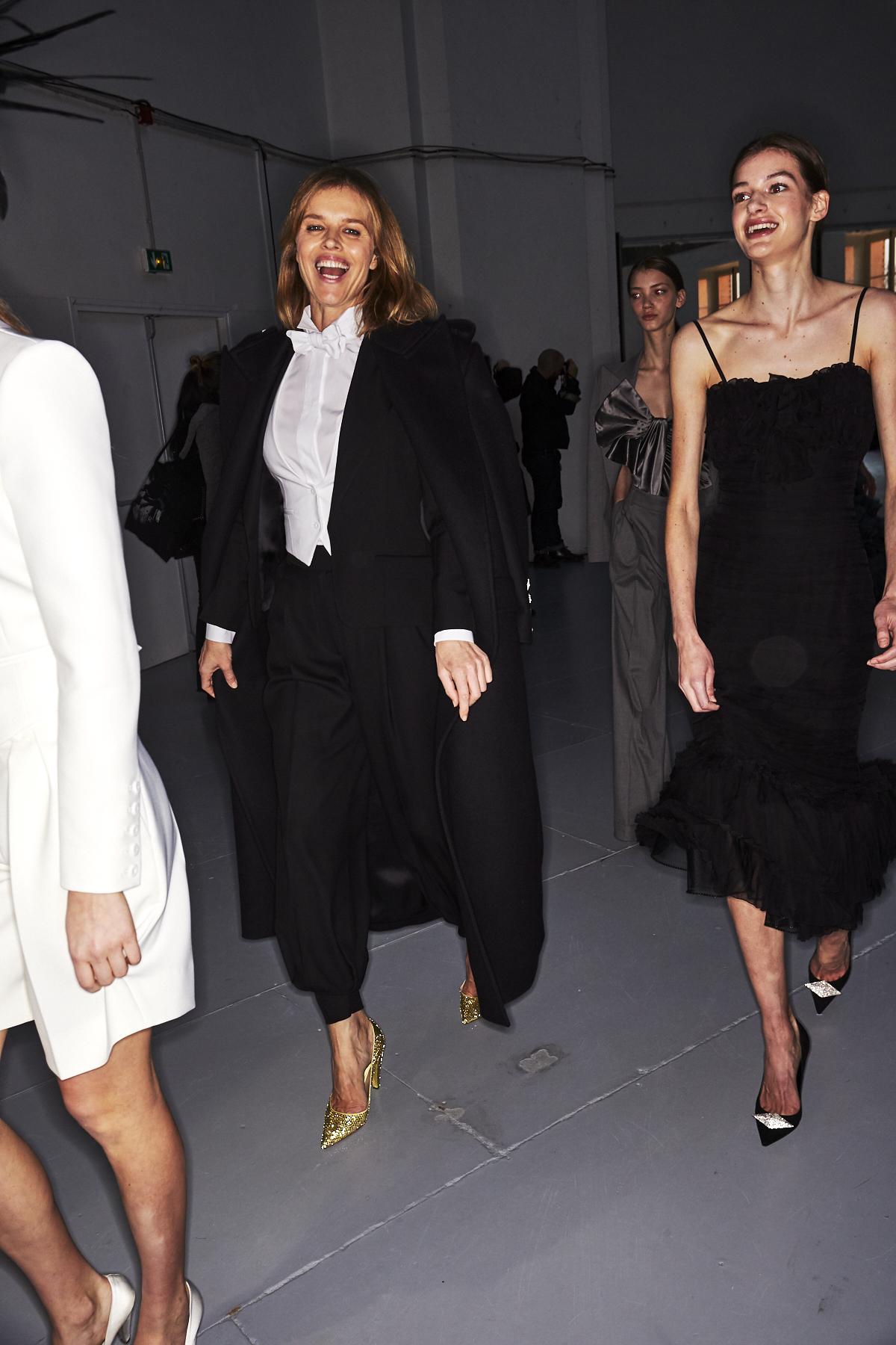 Alexandre Vauthier SS20 Haute Couture Fashion Show Paris Backstage