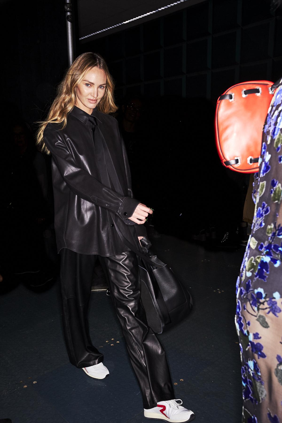 Rag & Bone AW2021 Fashion Show New York Backstage